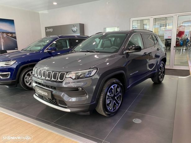 Jeep Compass 1.3 T Limited