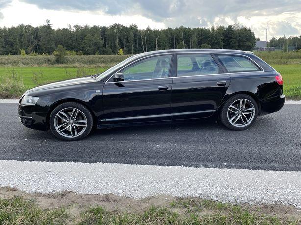 Audi a6 c6 2.0 tfsi kombi hak/ manual