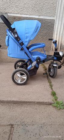 Продам Велосипед- коляска прогулочна Turbo Trike  триколісний