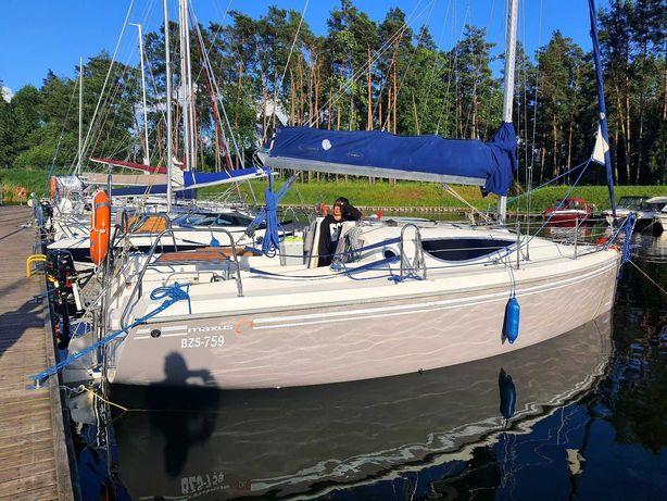 Czarter / wynajem jacht żaglowy Maxus 28 Giżycko