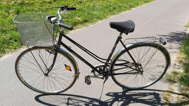 Rower miejski damski damka klasyk retro typ holenderski GRECOS