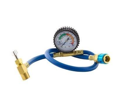 Тест - коннектор для дозаправки авто кондиционеров (нового образца)