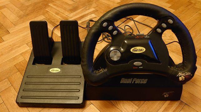 Kierownica Mad Catz PS2