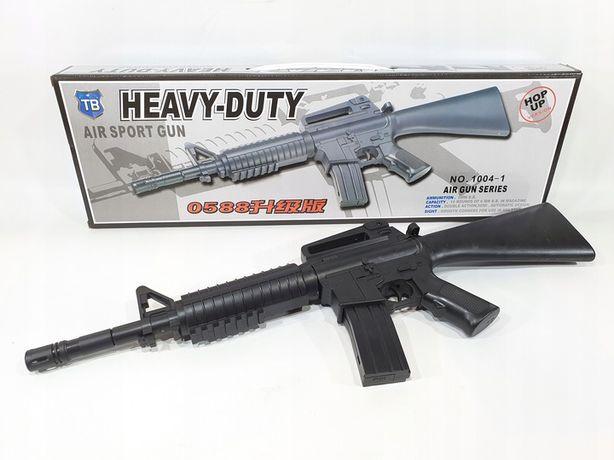 M16 karabin na kulki 6mm SNAJPERKA ASG +2x GRANATY