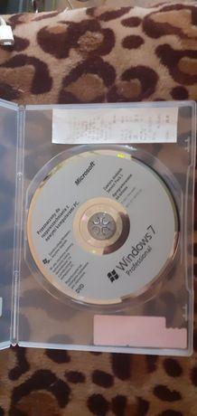 Program Windows 7 PRO DVD
