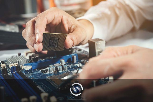Reparação, Manutenção, Serviços de Informática e Design