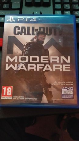 Call of Duty Modern Warfare PS4 PL