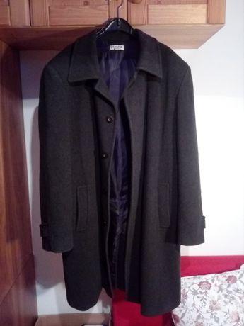 Płaszcz wełniany