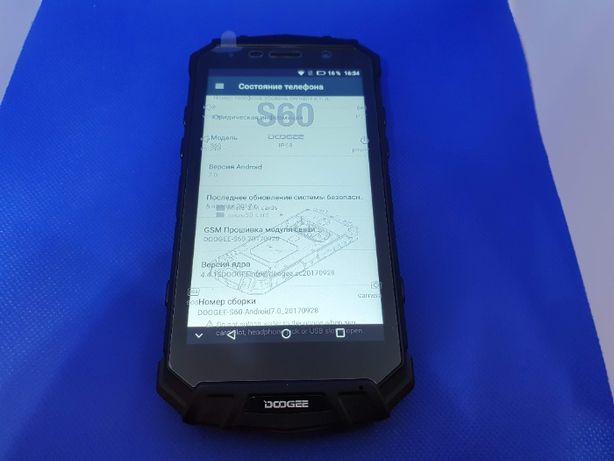 DOOGEE S60 6+64Gb Black