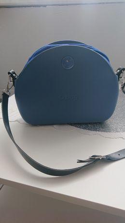 O bag moonlight w kolorze cobalto