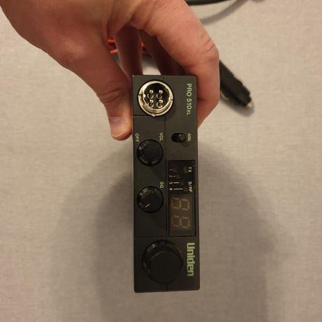 Radio CB Uniden PRO 510XL