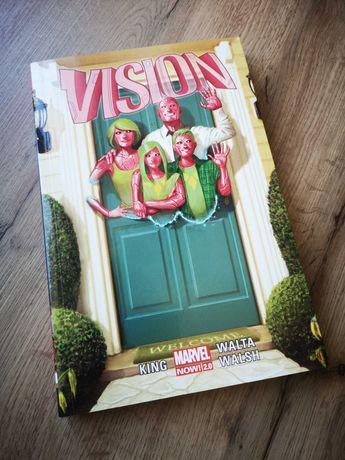 Komiks Vision, Tom King (Egmont)