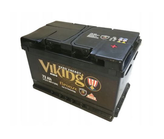 Akumulator Viking Bronze 12V 73Ah 640A