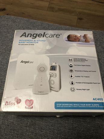 Elektroniczna niania, monitor oddechu Angelcare AC403