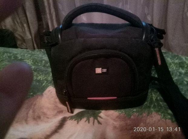 Продам сумку для фотоаппарата case logic