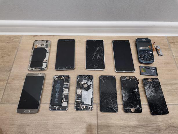 Nokia 5, Microsoft Lumia 640 dual sim, Samsung J5, Iphone 5s