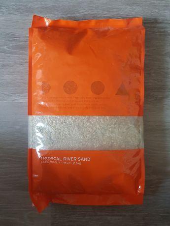 Dooa tropical river sand 2.5kg ADA akwarystyka,paludarium