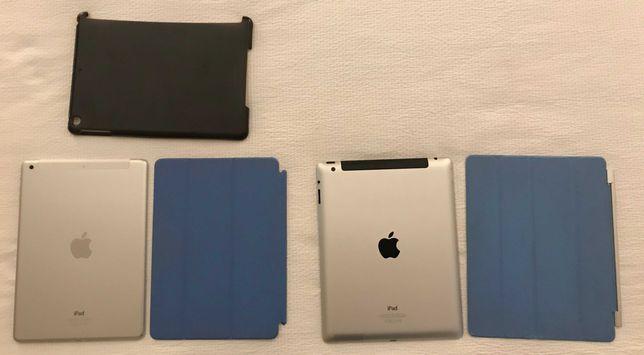 iPad Air + iPad (4ª geração)