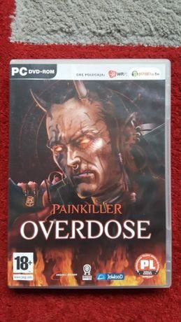 Gra Painkiller Overdose + Czarna Edycja PC