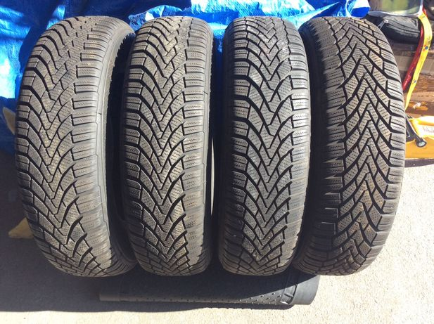 Opony zimowe Michelin 165 70 r14