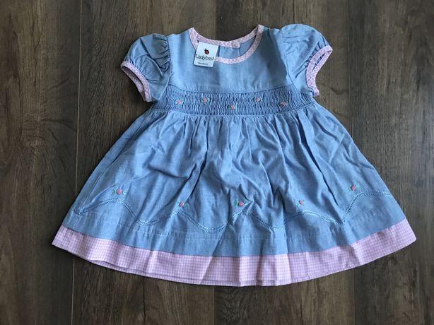 Sukienka niemowlęca rozm. 56