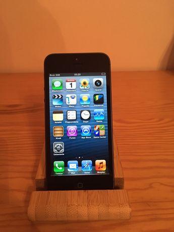 iPhone 5 64GB - Czarny - iOS 6 - Stan igła