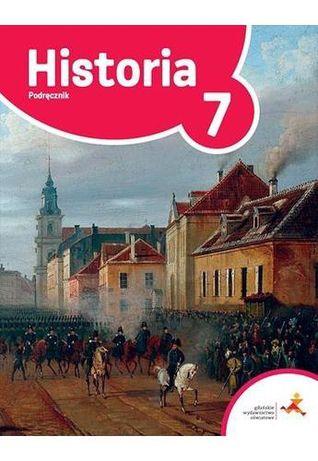 Historia klasa 7 Podróże w Czasie - podręcznik GWO T. Małkowski