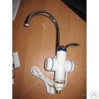 Проточный электрич.водонагреватель на кран РАПИД(3 квт.) пост.опт и в