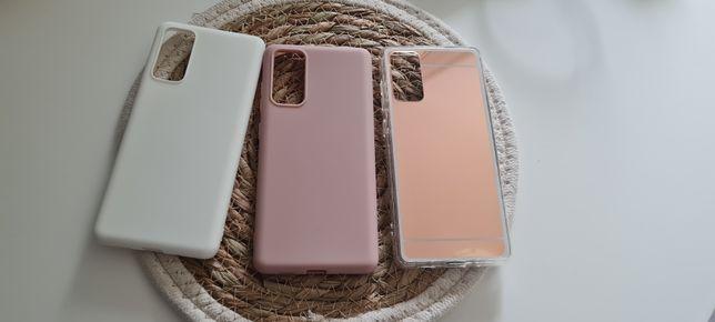Etui Samsung s20 FE case plecki nowe