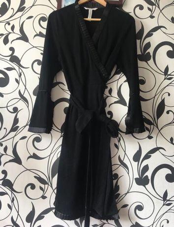 Платье на запах брендовое платье кутюрное платье diane von fustenberg
