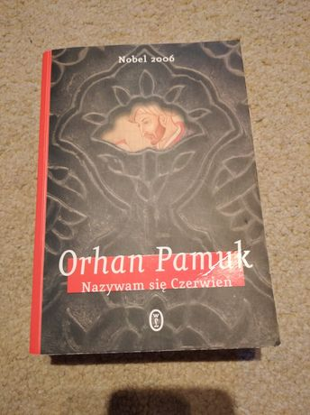 Orhan Pamuk Nazywam się Czerwień