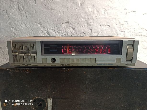 Unitra Diora Amator 3 Stereo AWS 110