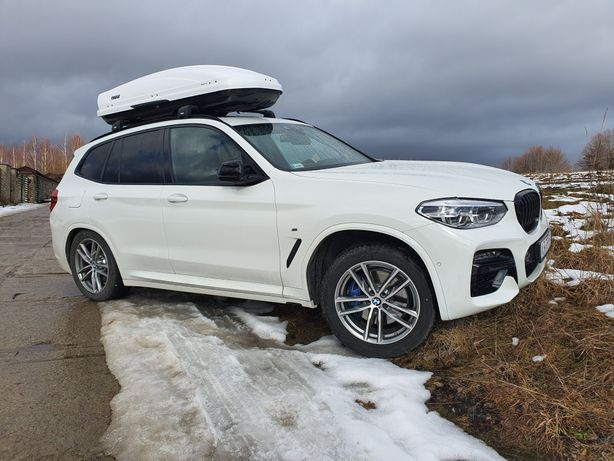 Box Thule Motion XL 800 Exclusive - White Glossy, 460 L. Idealny