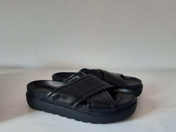 vagabond klapki skórzane sandały skóra 40 camper diesel zara