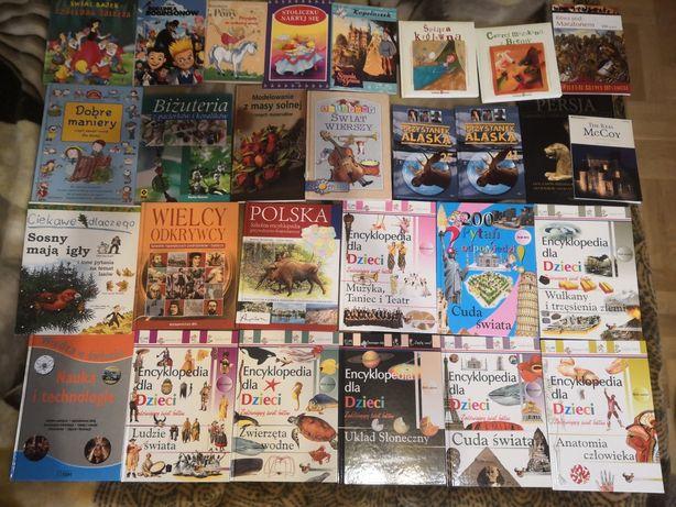 Książki edukacyjne i dla dzieci