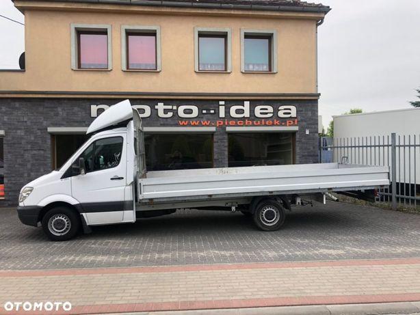 Mercedes-Benz SPRINTER  Skrzynia 5.40  Sprinter XXL skrzynia 5.40 x 2.20m
