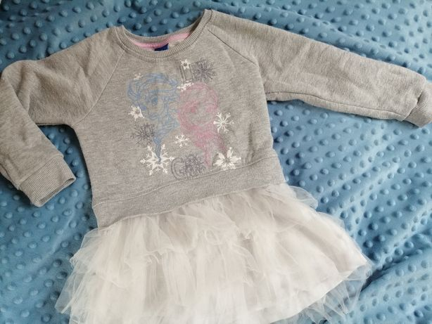 Sukienka bluza z Elza