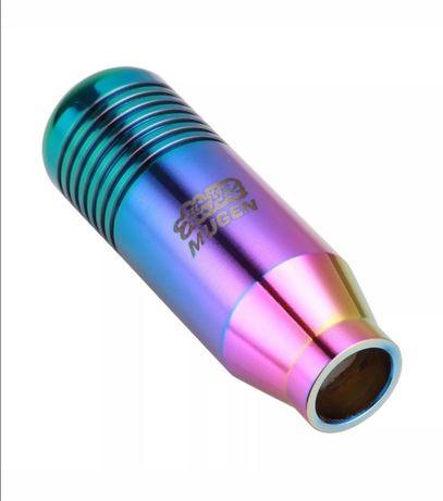 Manetes de velocidades alumínio marca Mugen várias cores disponíveis