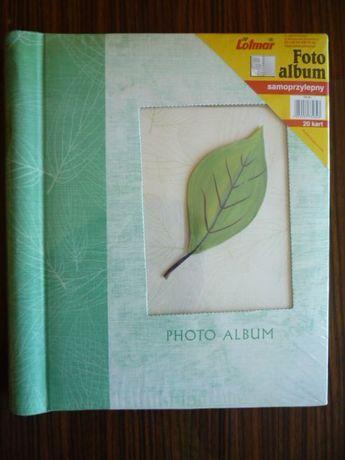 NOWY Album do zdjęć Samoprzylepny A4 Foto Album na Prezent