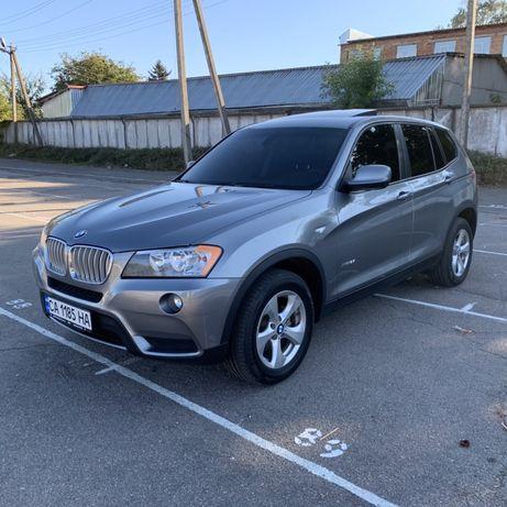 BMW X3 F25 xDrive 28і 2012