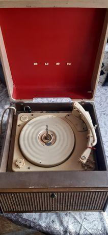 Gramofon lampowy Busch SRP 31