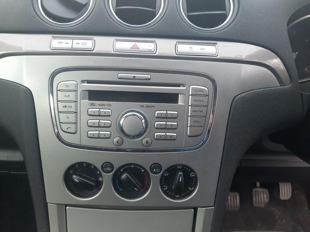 Radio Drzwi zawieszenie turbina S-Max 2007 wszystkie części