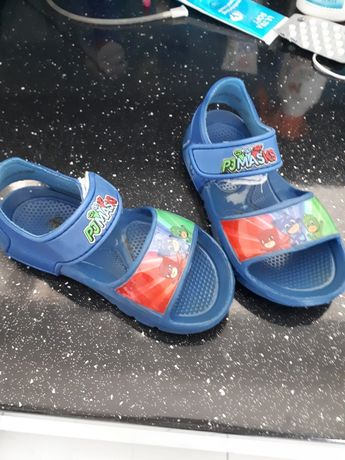 sandały sandałki pj  masks  pidzamersi stan idealny 26