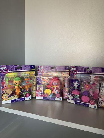 TOYS My little Pony! Кукли Hasbro!