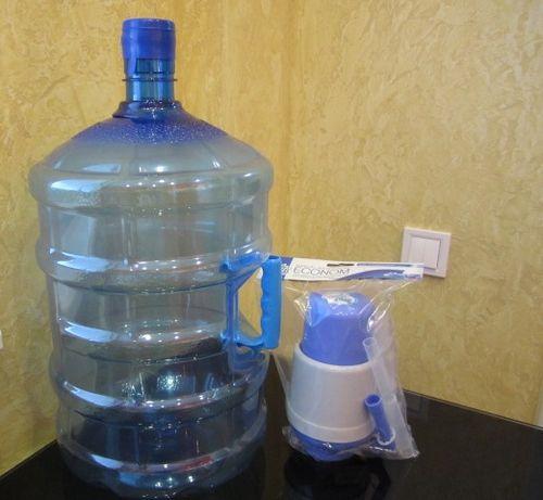 Куллерный бутыль для воды 19л. Бутыль 20л