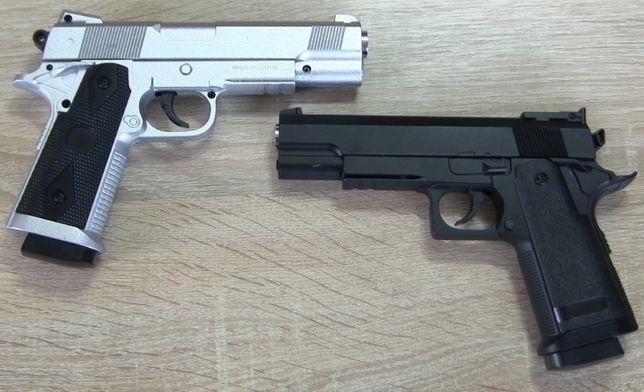 Детский металлический пистолет Colt Hi-Capa (ZM 25/26) на пульках