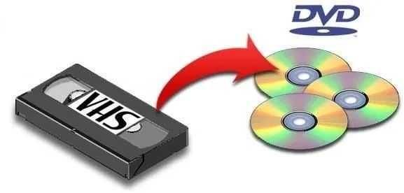 Przegrywanie kaset VHS,VHS-C, mini DV Hi8 Odbiór/Dostawa Gratis Rybnik
