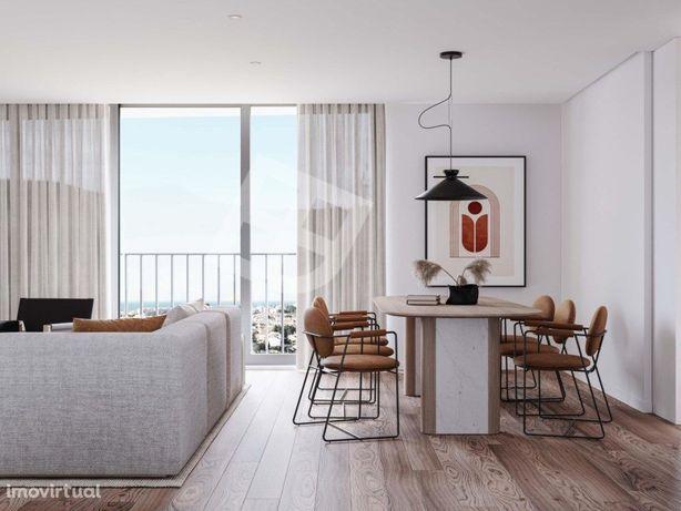Apartamento T2 São Bernardo