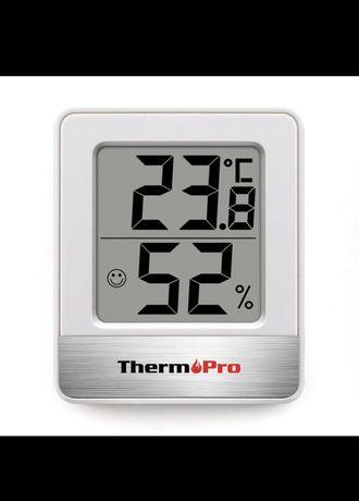 Термометр гігрометр кімнатний