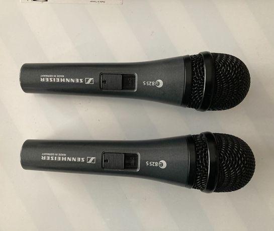 Mikrofony SENNHEISER e825s
